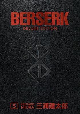 Berserk Deluxe Volume 5 by Kentaro Miura image
