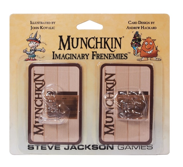Munchkin: Imaginary Frenemies - Mini Expansion