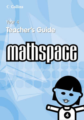 Mathspace: Year 4: Teacher's Guide by Lambda Educational Technologies Ltd image