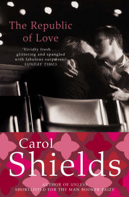 The Republic of Love by Carol Shields image
