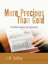 More Precious Than Gold by L.M. Collins image