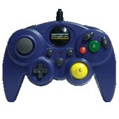 Thrustmaster Firestorm Powershock Controller (Black) for GameCube