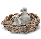 Schleich - Baby Eagles In Nest