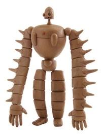 Laputa 1/20 Castle in the Sky Robot Soldier - Model Kit