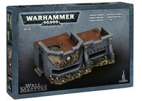 Warhammer 40,000 Wall of Martyrs - Imperial Bunker