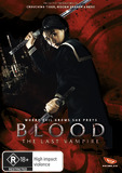 Blood the Last Vampire (Live Action) DVD