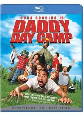 Daddy Day Camp on Blu-ray