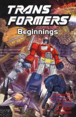 Transformers by Ralph Macchio
