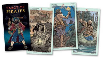Tarot of the Pirates by Arturo Picca