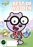 Wubbzy: Best of Walden DVD