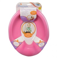 Dream Baby Soft Touch Potty Seat - Pink