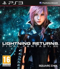 Lightning Returns: Final Fantasy XIII for PS3