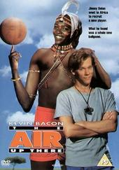 The Air Up There on DVD