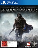 Middle-Earth: Shadow of Mordor for PS4