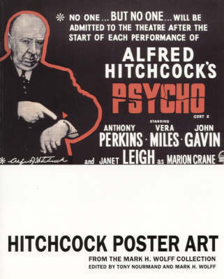 Hitchcock Poster Art: From The Mark H. Wolff Collection image