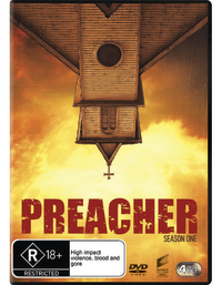 Preacher - Season One on DVD image