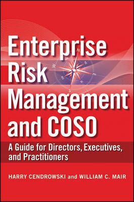 Enterprise Risk Management and COSO by Harry Cendrowski image