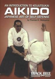 Keijutsukai Aikido: Japanese Art of Self-Defense by Thomas H. Makiyama image