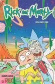 Rick and Morty: V.1 by Zac Gorman