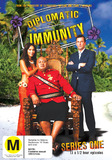 Diplomatic Immunity - Series 1 (2 Disc Set) DVD