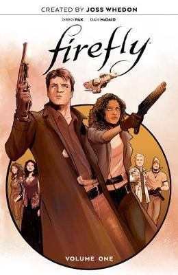 Firefly: The Unification War Vol. 1 by Greg Pak