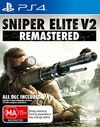 Sniper Elite V2 Remastered for PS4