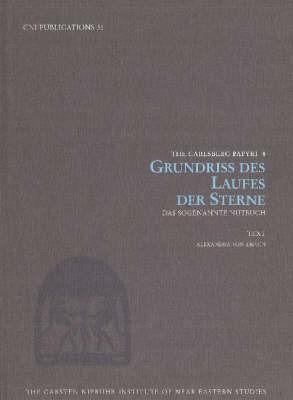 Grundriss Des Laufes Der Sterne by Alexandra von Lieven image