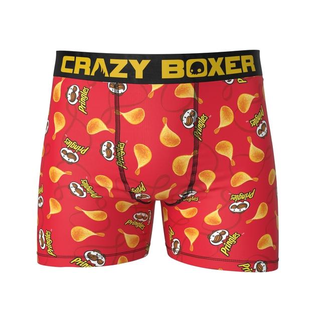 Crazy Boxer: Pringles Tube - Single Boxer in Pringles Tube - Ex Large