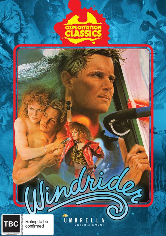 Windrider on Blu-ray