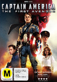 Captain America - The First Avenger DVD
