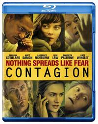 Contagion on Blu-ray