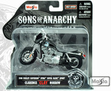 Maisto Sons of Anarchy Clay Morrow Die-Cast Motorcycle