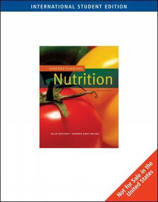 Understanding Nutrition by Eleanor N. Whitney