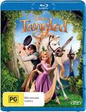 Tangled on Blu-ray