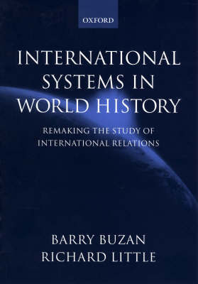 International Systems in World History by Barry Buzan image