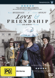 Love & Friendship on DVD
