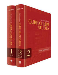 Encyclopedia of Curriculum Studies image