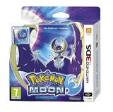 Pokemon Moon Special Steelbook Edition for Nintendo 3DS