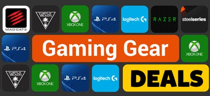 Gaming Gear deals for May!