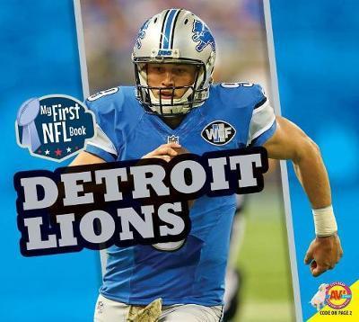 Detroit Lions by Steven M Karras image