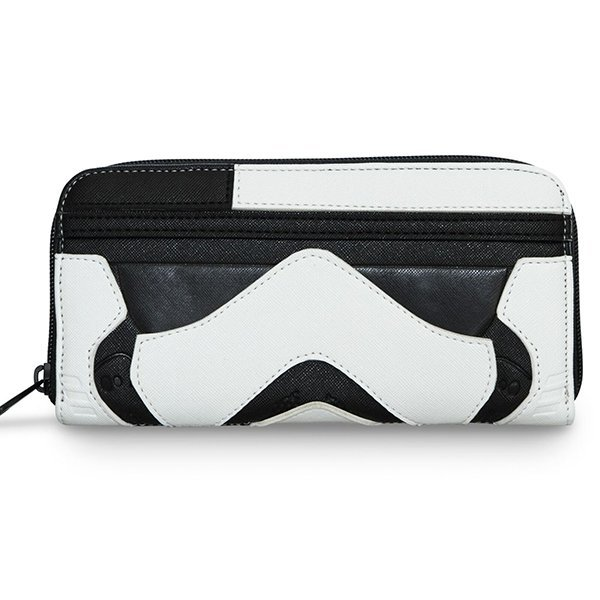 Loungefly: Star Wars Executioner Full Face Zip Around Wallet