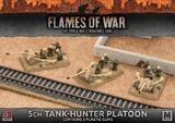 Flames of War: Afrika Korps - 5cm Tank-Hunter Platoon