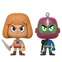 He-Man + Trap Jaw - Vynl. Figure 2-Pack