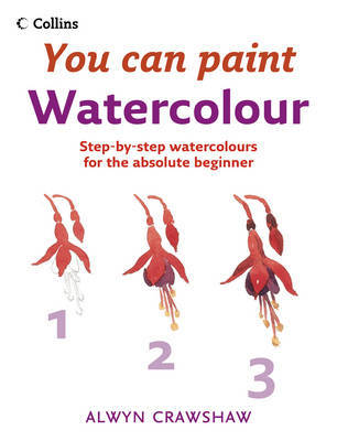 You Can Paint: Watercolour by Alwyn Crawshaw image