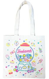 Fresh Punch Color Tote Bag - Neon