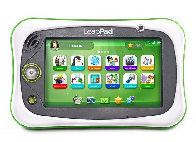LeapFrog: LeapPad Ultimate - Green