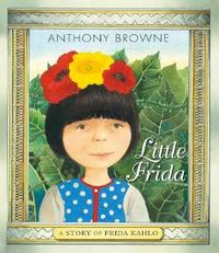 Little Frida by Anthony Browne image