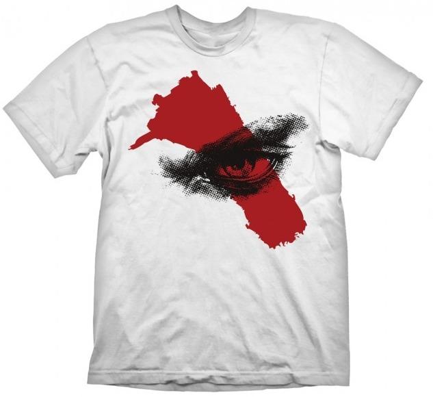 """God of War T-Shirt """"Mark of Kratos"""", M image"""