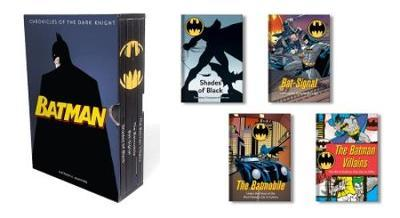 Batman: Chronicles of the Dark Knight by Matthew K Manning
