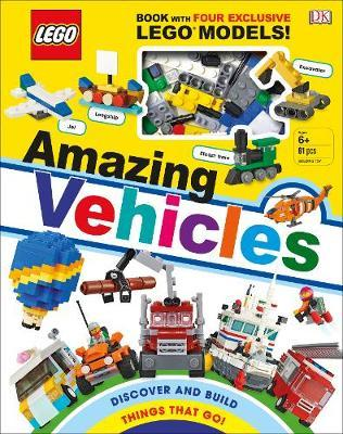 LEGO Amazing Vehicles by DK